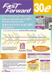 Sbs transit service 30e public transport sg for 29 heng mui keng terrace
