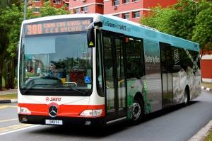 SMRT Buses WAB OC500LE