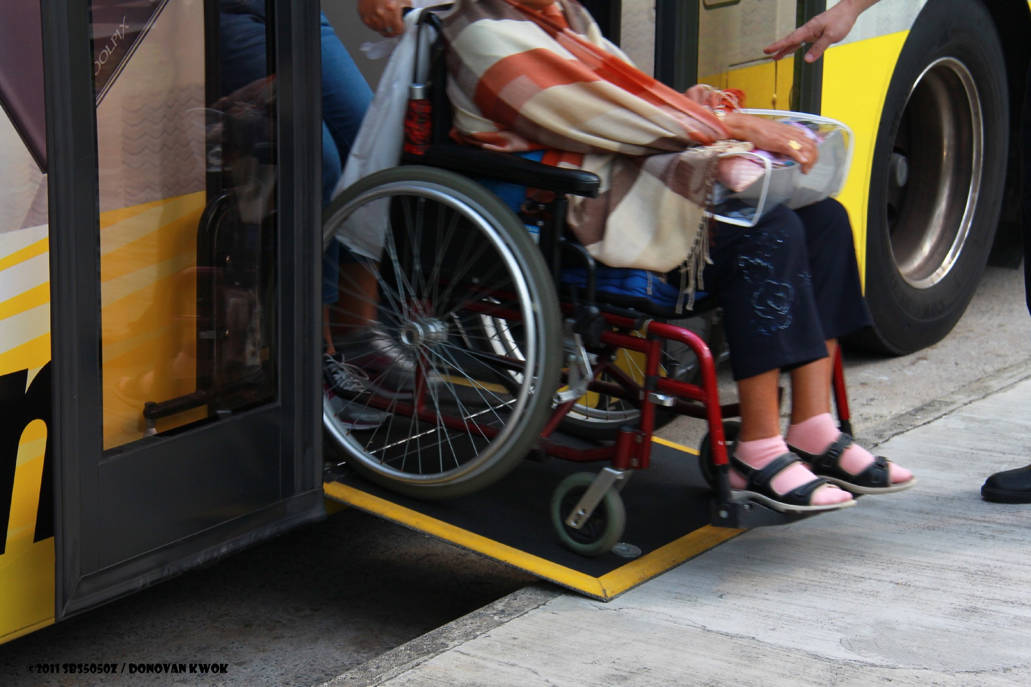 Wheelchair Accessible Bus Routes