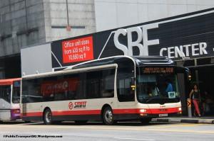 SMRT MAN NL323F (SMB1322A) - Express 868