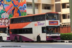 SBST Volvo Olympian 3-axle (SBS9479U) - Premium 548