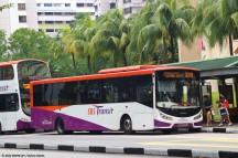 SBS Transit Volvo B7RLE (Euro 4)