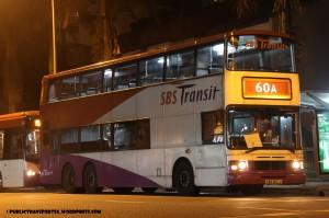 SBST Leyland Olympian 12m (SBS9017U) - Service 60A