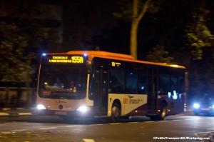SBST Mercedes-Benz Citaro (SBS6681X) - Service 155A