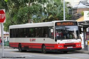 DAF SB220 - Mobitec MobiLED