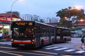 TIB1034D - Service 190 (Hanover)