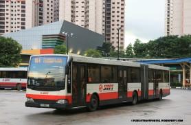TIB1180P - Service 184 (Mobitec MobiLED)
