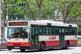 SMRT MBO405 CAC - Mobitec MobiLED