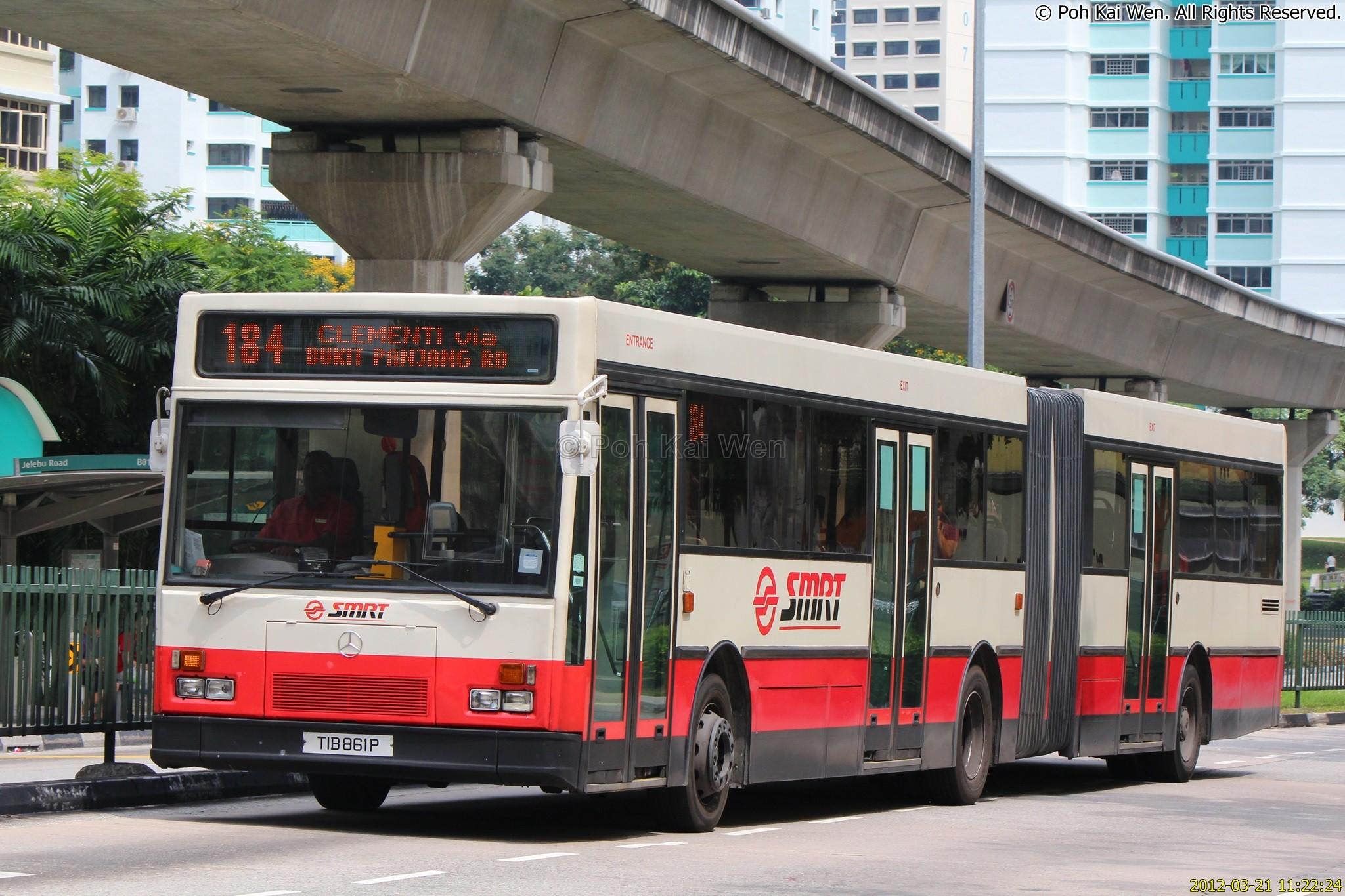 Mercedes benz o405g public transport sg for Mercedes benz singapore