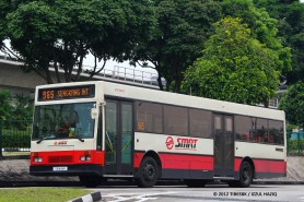 SMRT MBO405 - Mobitec MobiLED