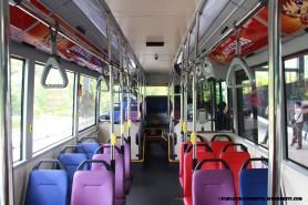 SMRT NL323F Interior