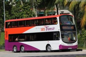 SBST Volvo B9TL Wright (SBS3370M) - Service 49