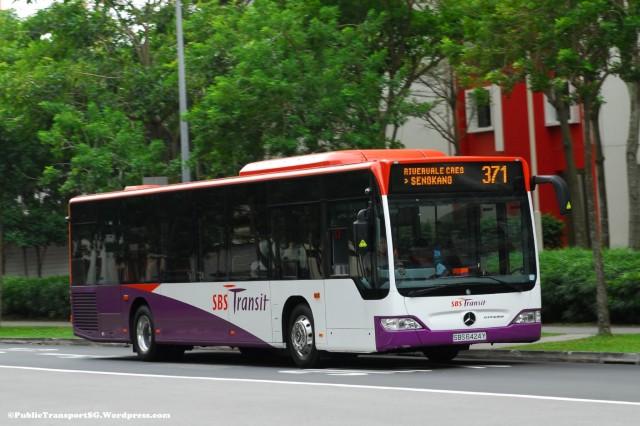SBST Mercedes-Benz Citato (SBS6424Y) - Feeder 371