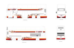 Enviro500: New livery profile