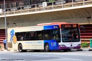SBST Mercedes-Benz Citaro (SBS6276H) - Service 33A