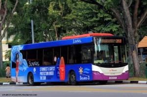 SBS Transit Scania K230UB EuroIV Batch2 (SBS8169X) - Service 36B
