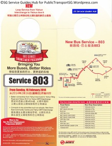 BSEP Promotional Hanger for Service 803