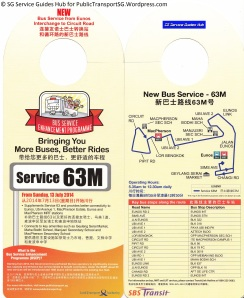 BSEP Promotional Hanger for Service 63M
