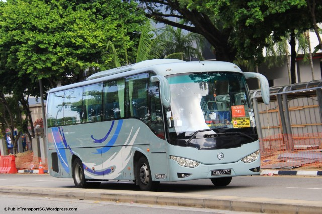 Smart Bus Golden Dragon XML6957J14 (CB6637C)